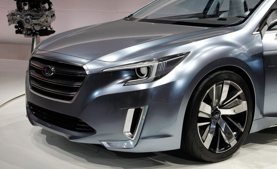 2015 Subaru Legacy - Slide 17
