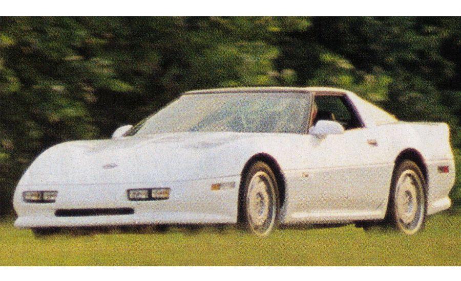 Shinoda / Lingenfelter Chevrolet Corvette LT-1