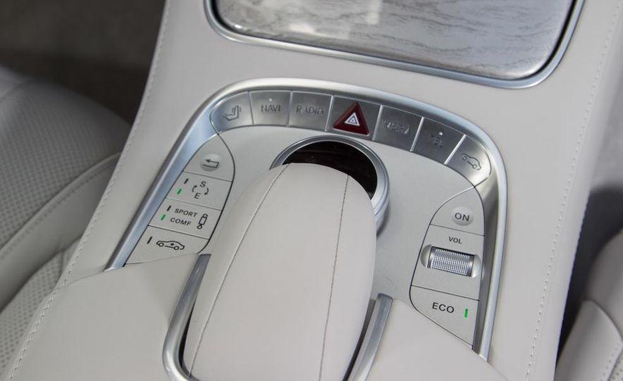 2015 Mercedes-Benz S300 BlueTec Hybrid - Slide 48
