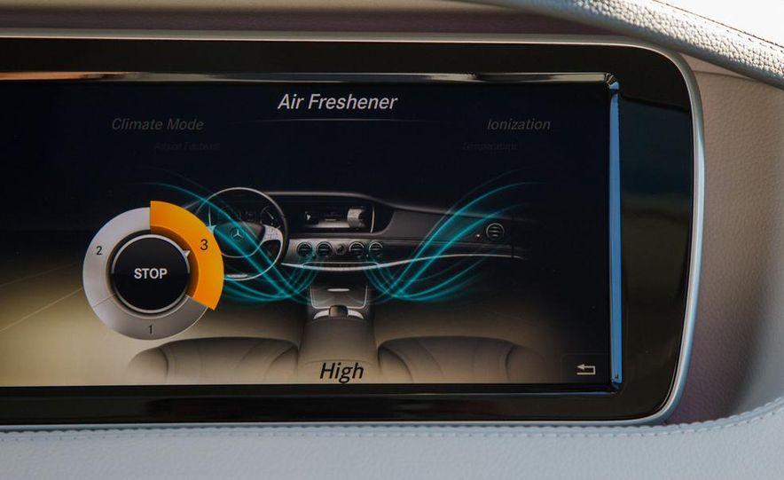 2015 Mercedes-Benz S300 BlueTec Hybrid - Slide 44