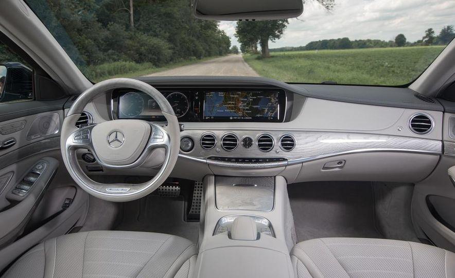 2015 Mercedes-Benz S300 BlueTec Hybrid - Slide 26