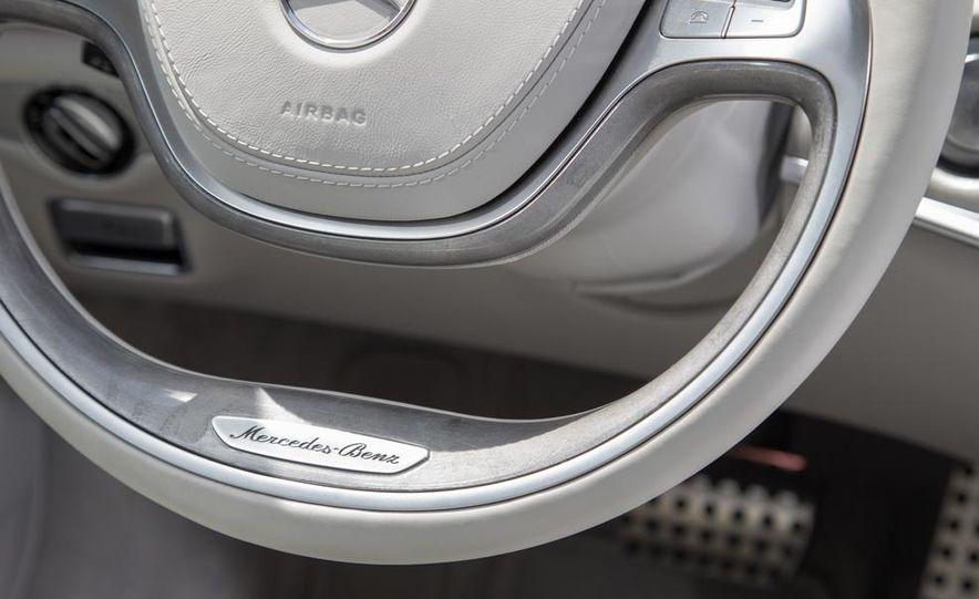 2015 Mercedes-Benz S300 BlueTec Hybrid - Slide 29