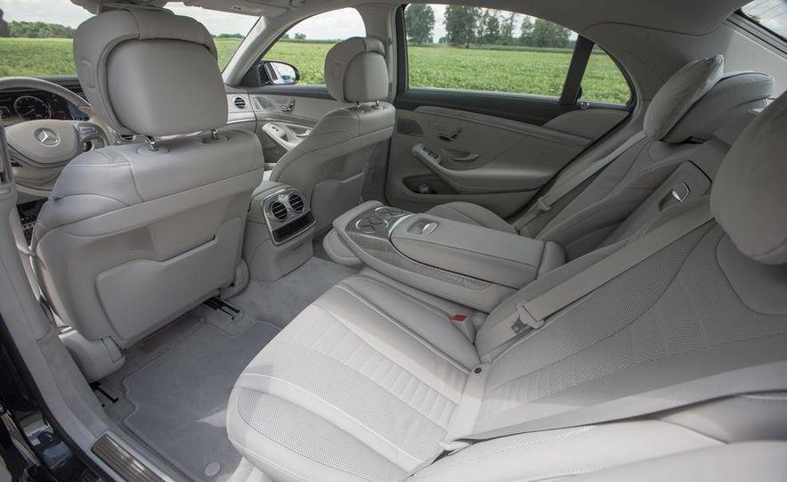 2015 Mercedes-Benz S300 BlueTec Hybrid - Slide 31