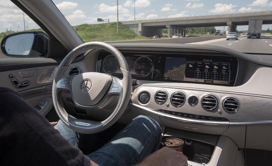 2015 Mercedes-Benz S300 BlueTec Hybrid - Slide 33