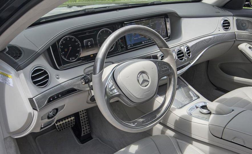 2015 Mercedes-Benz S300 BlueTec Hybrid - Slide 34