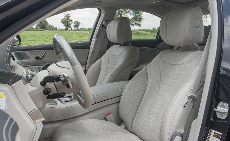 2015 Mercedes-Benz S300 BlueTec Hybrid - Slide 35