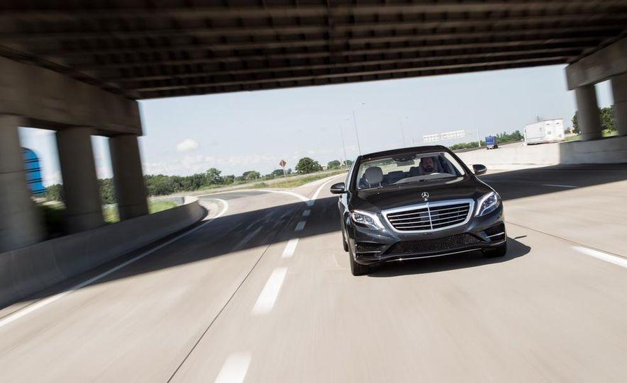 2015 Mercedes-Benz S300 BlueTec Hybrid - Slide 8