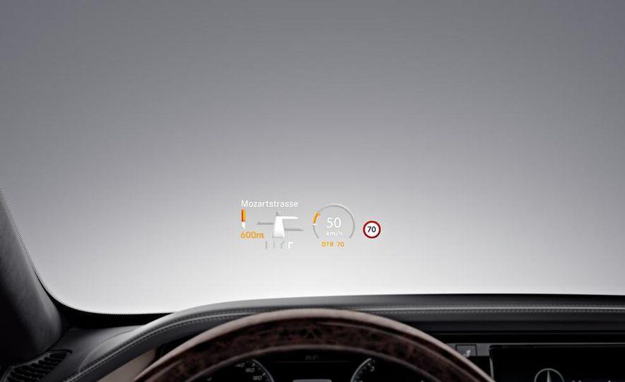 2015 Mercedes-Benz S300 BlueTec Hybrid - Slide 4