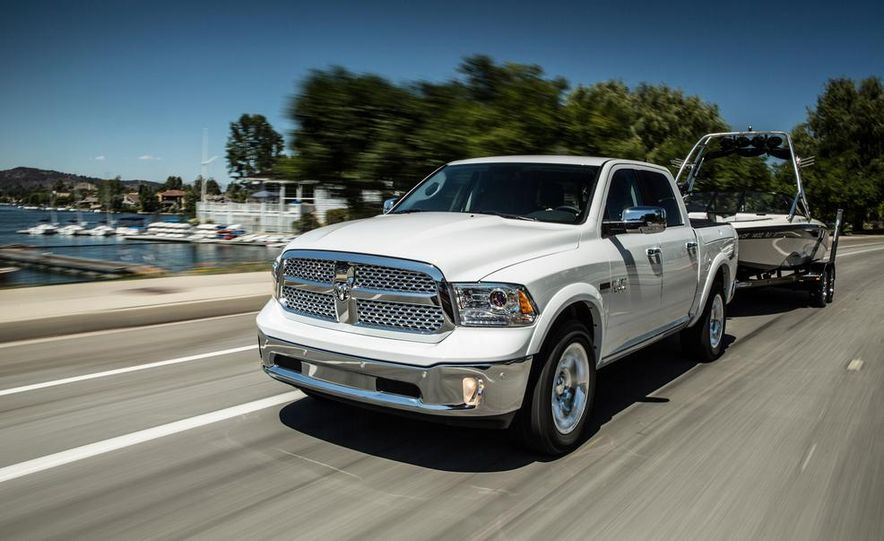 2014 Ram 1500 EcoDiesel Laramie Pictures  Photo Gallery  Car and