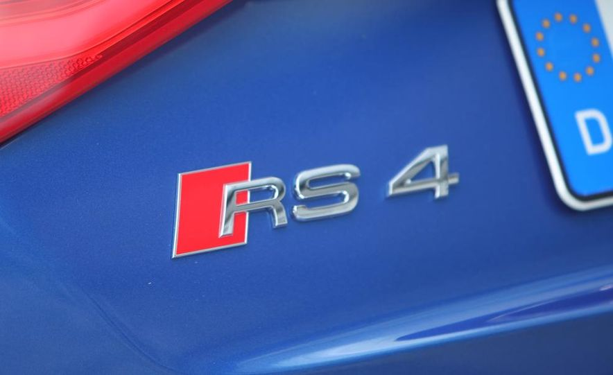 2014 Audi RS4 Avant Nogaro edition - Slide 34