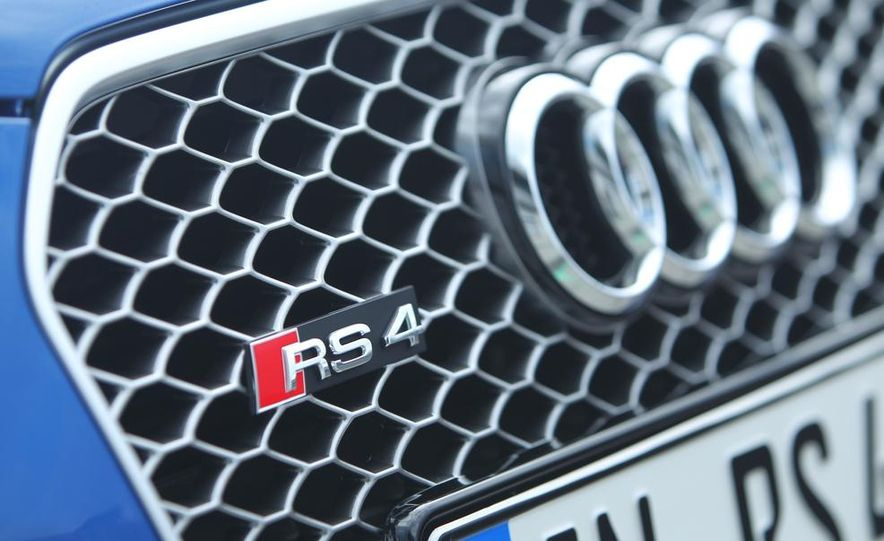 2014 Audi RS4 Avant Nogaro edition - Slide 31