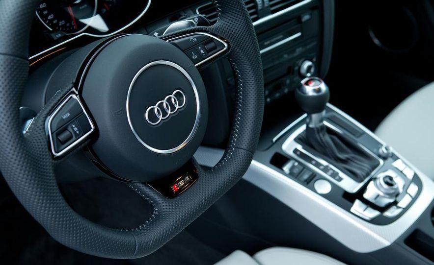 2014 Audi RS4 Avant Nogaro edition - Slide 35