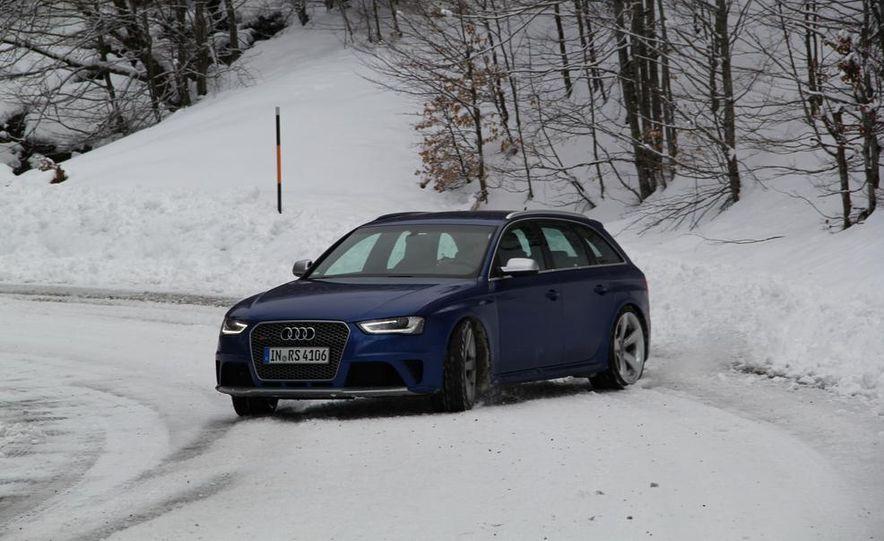 2014 Audi RS4 Avant Nogaro edition - Slide 10