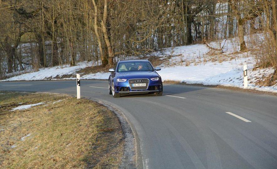 2014 Audi RS4 Avant Nogaro edition - Slide 11