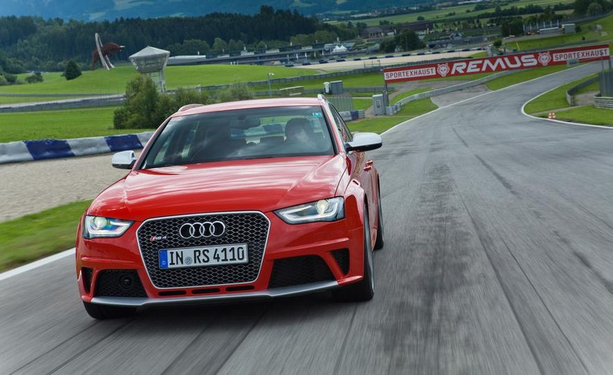 2014 Audi RS4 Avant Nogaro edition - Slide 15