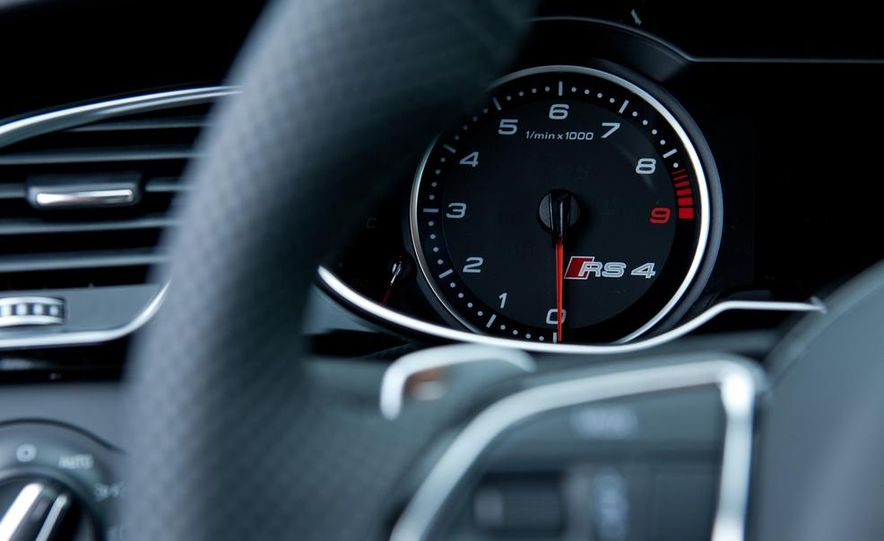 2014 Audi RS4 Avant Nogaro edition - Slide 36