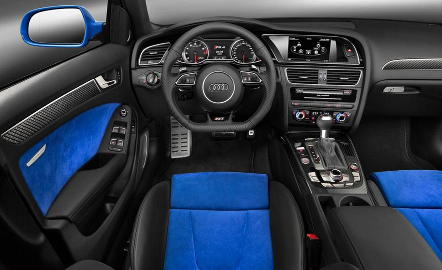 2014 Audi RS4 Avant Nogaro edition - Slide 5