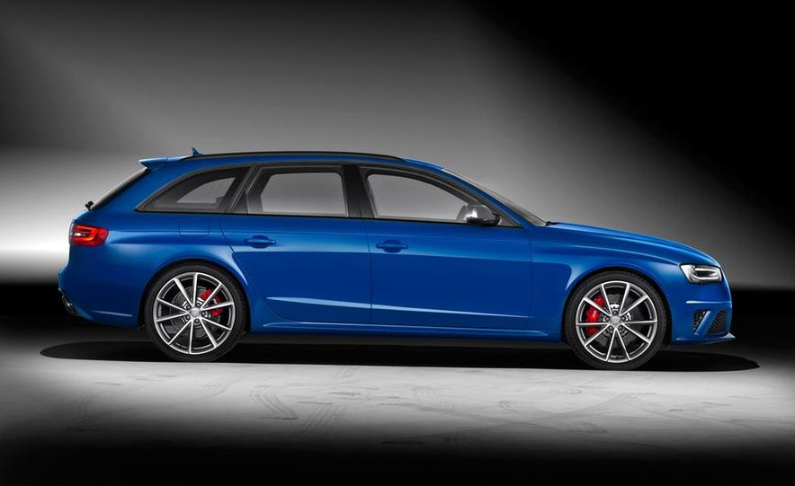 2014 Audi RS4 Avant Nogaro edition - Slide 2