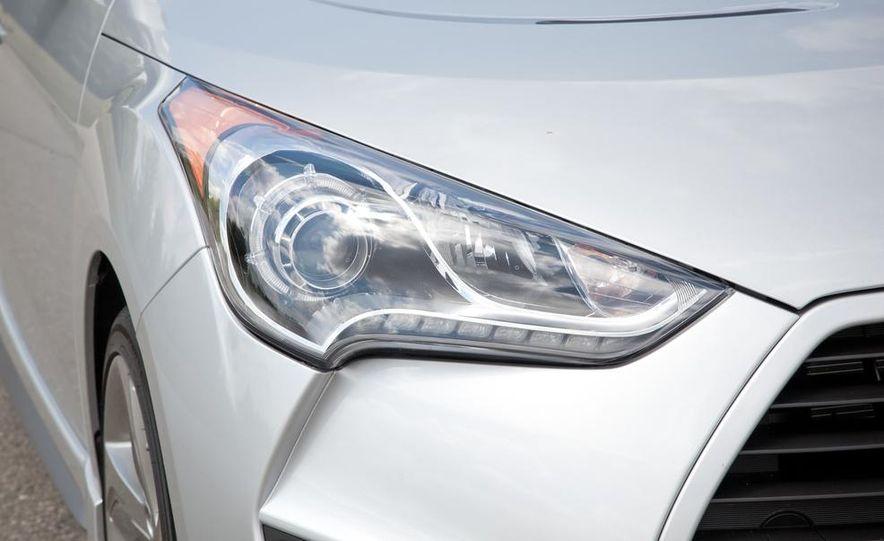 2014 Hyundai Veloster RE:FLEX - Slide 97