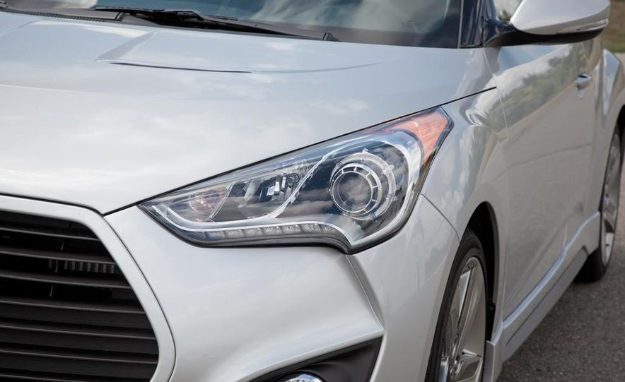 2014 Hyundai Veloster RE:FLEX - Slide 99