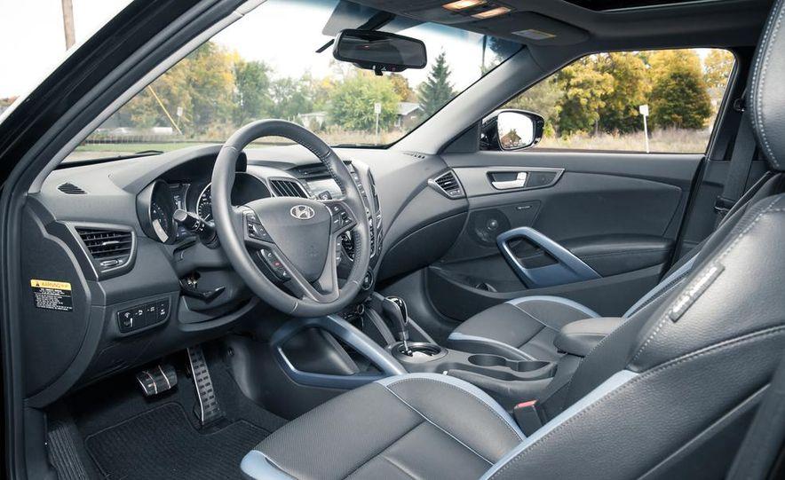 2014 Hyundai Veloster RE:FLEX - Slide 63