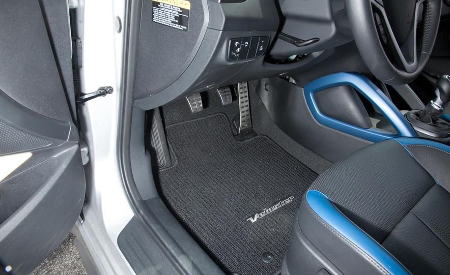 2014 Hyundai Veloster RE:FLEX - Slide 121