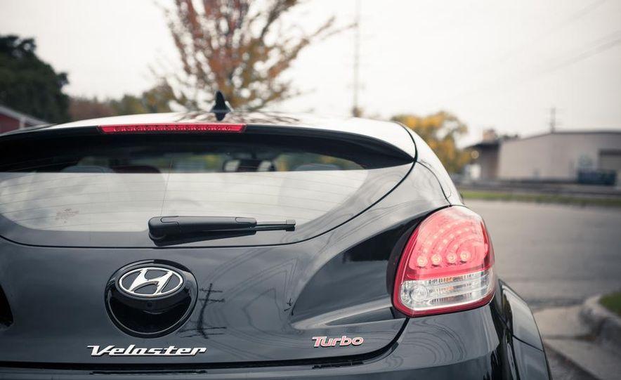 2014 Hyundai Veloster RE:FLEX - Slide 54