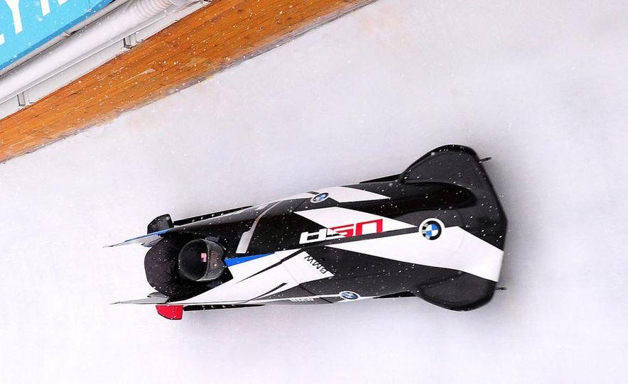 BMW Team USA Bobsled - Slide 3