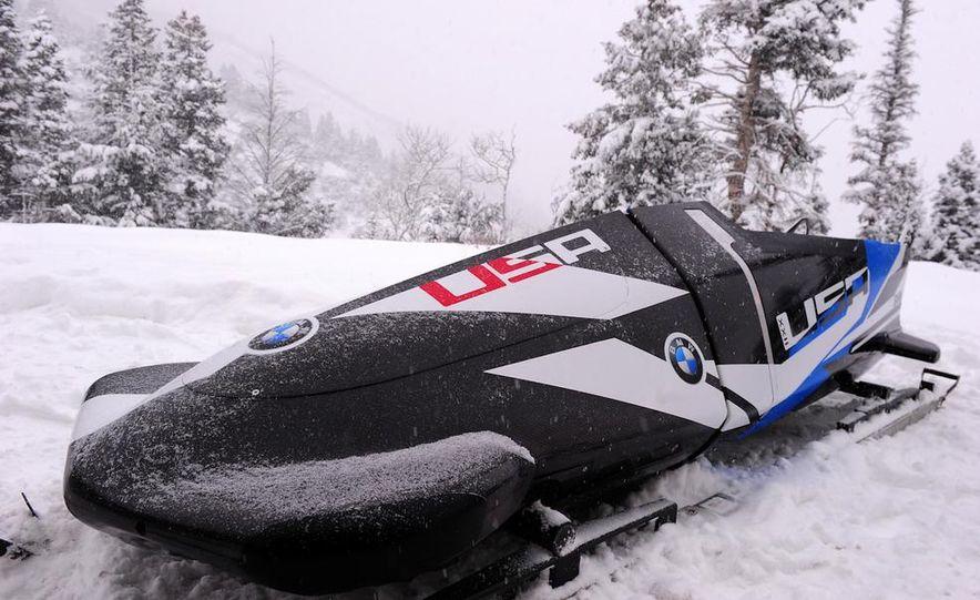 BMW Team USA Bobsled - Slide 4