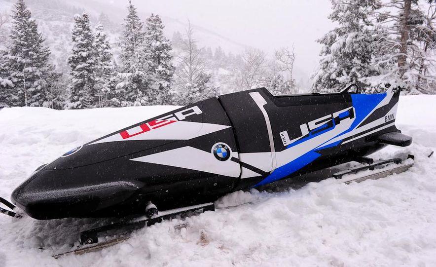 BMW Team USA Bobsled - Slide 5