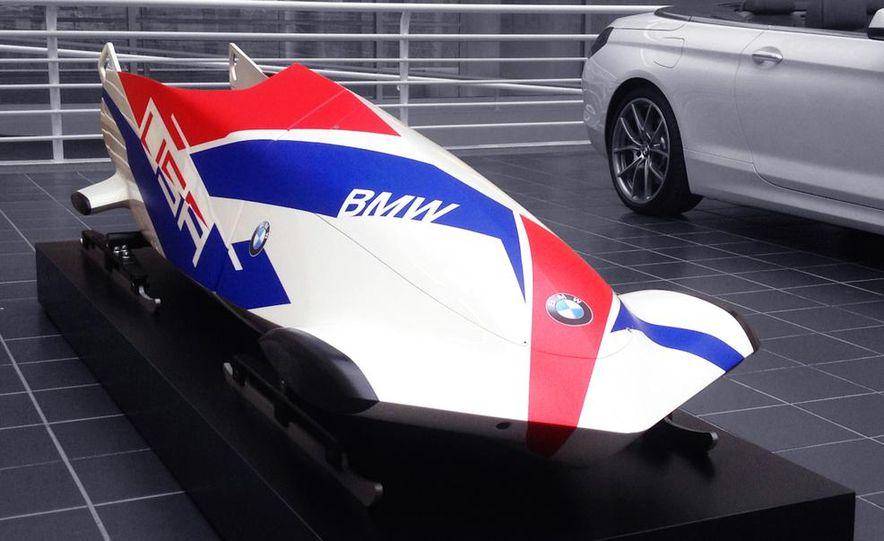 BMW Team USA Bobsled - Slide 9