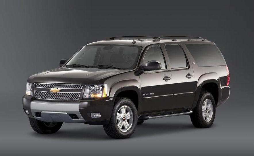 2015 Chevrolet Suburban - Slide 14