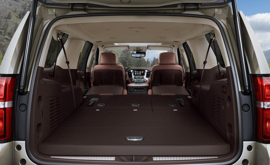 2015 Chevrolet Suburban - Slide 5
