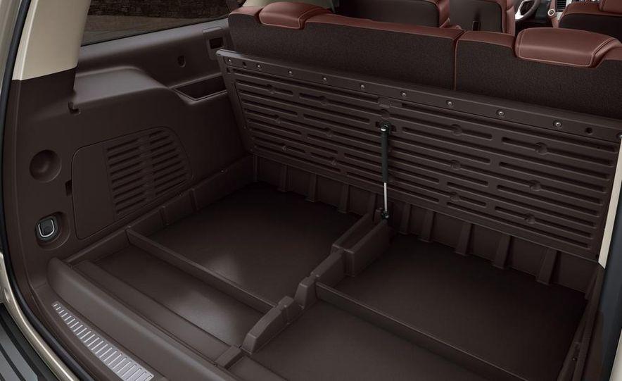 2015 Chevrolet Suburban - Slide 6