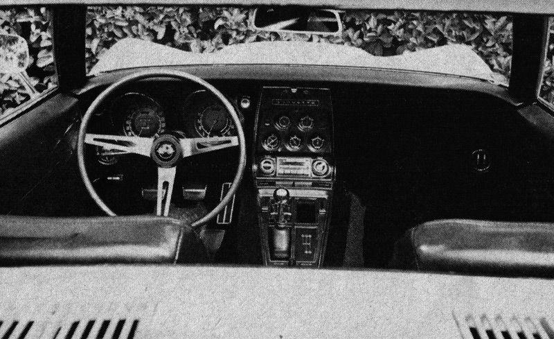 1968 Chevrolet Corvette 427 Coupe