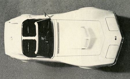 1968 Chevrolet Corvette 427 Coupe