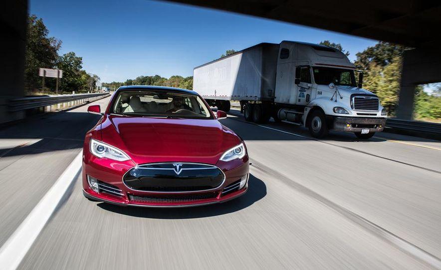 2013 Tesla Model S - Slide 4