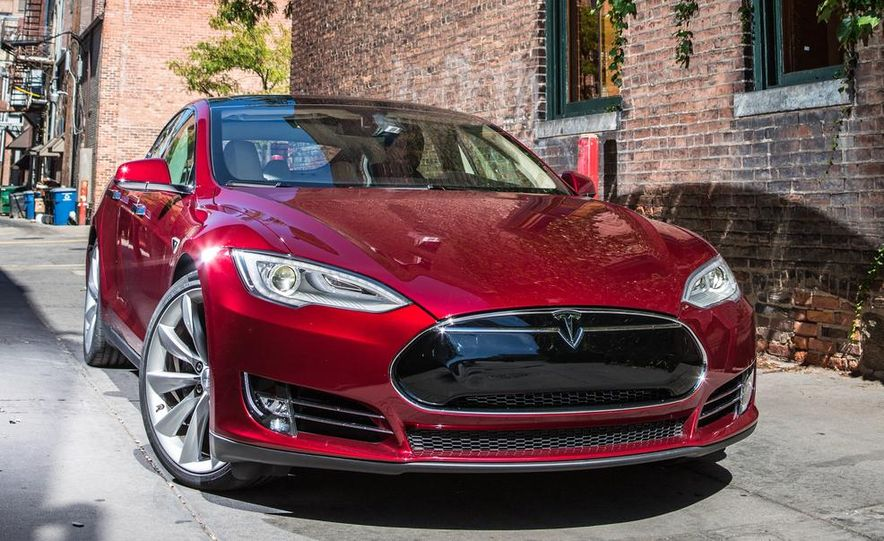2013 Tesla Model S - Slide 20