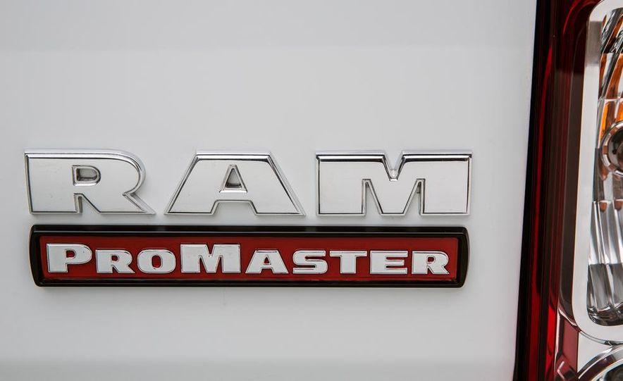 2014 Ram Promaster - Slide 31