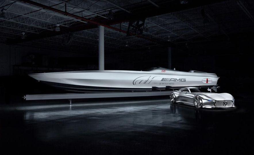 Cigarette Racing 50' Vision GT concept boat - Slide 3