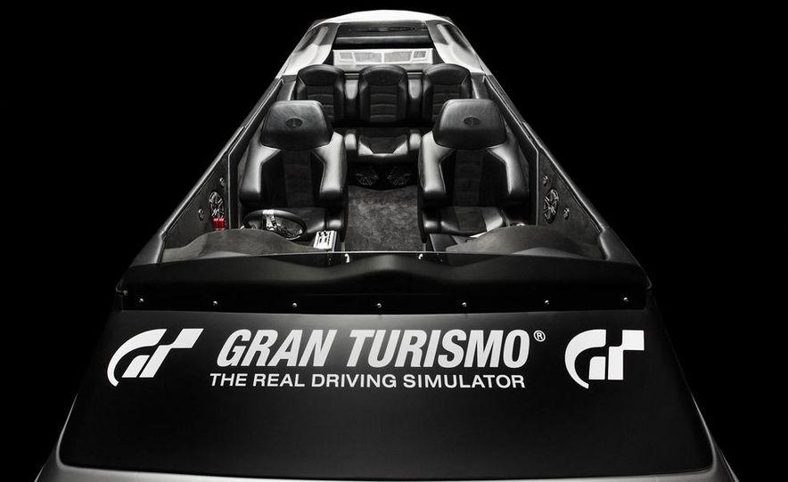 Cigarette Racing 50' Vision GT concept boat - Slide 7