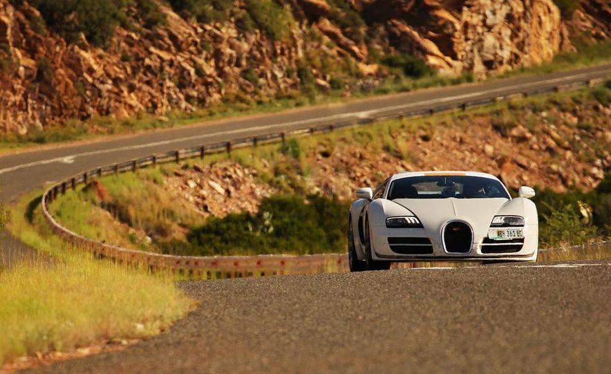 2013 Bugatti Veyron 16.4 Grand Sport Vitesse - Slide 1