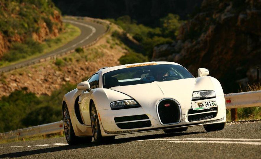 2013 Bugatti Veyron 16.4 Grand Sport Vitesse - Slide 2