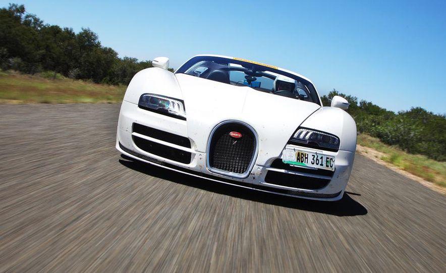 2013 Bugatti Veyron 16.4 Grand Sport Vitesse - Slide 4