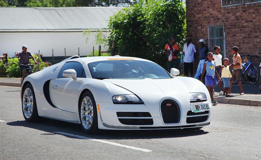 2013 Bugatti Veyron 16.4 Grand Sport Vitesse - Slide 6