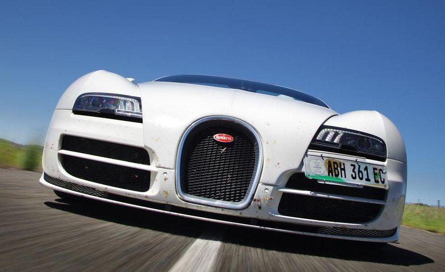 2013 Bugatti Veyron 16.4 Grand Sport Vitesse - Slide 11