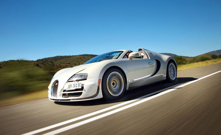 2013 Bugatti Veyron 16.4 Grand Sport Vitesse - Slide 12