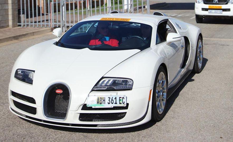 2013 Bugatti Veyron 16.4 Grand Sport Vitesse - Slide 22
