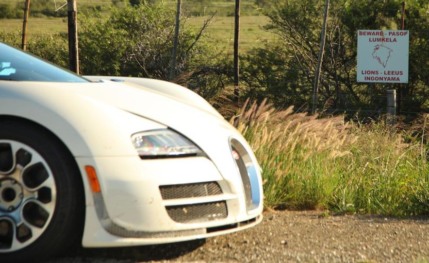 2013 Bugatti Veyron 16.4 Grand Sport Vitesse - Slide 27