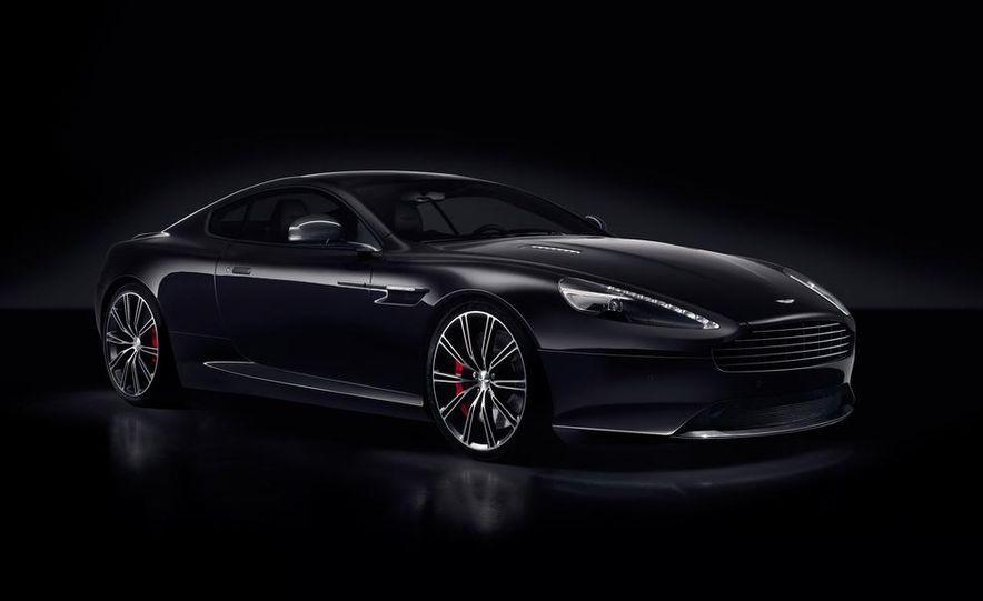 Aston Martin DB9 Carbon Black - Slide 23